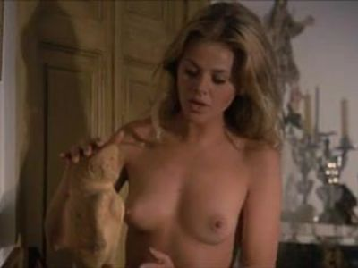 Britt Ekland and Ingrid Pitt nude The Wicker Man