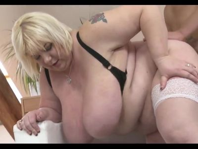 Mature MILF BBW Halina