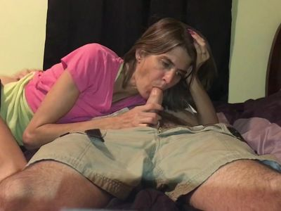 Skinny tattooed wife homemade suck and ride