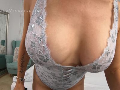 pull my panties aside and fuck me - 4k katevixxen jasmin.com