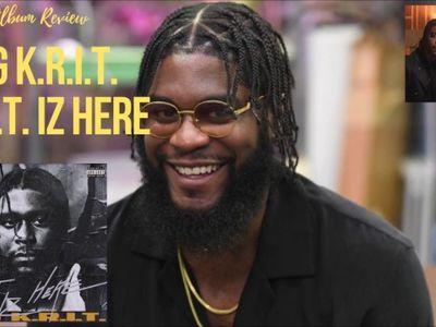 Album Review: Big K.R.I.T. - K.R.I.T. Iz Here  1423tv: The Podcast