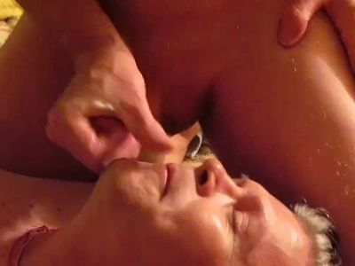 Enormous Mushroom Cock head blows a load in my mouth