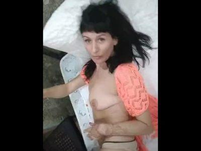 Masturbation taste like that on camera
