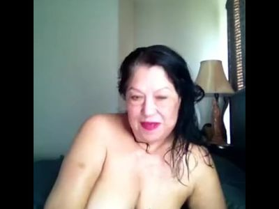 Mature Latina woman, can I masturbate & orgasm with dildo in belly button