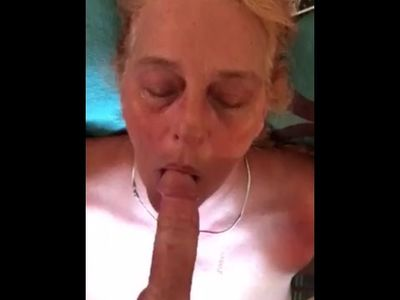 My friends bbw mom loves sucking dick pov