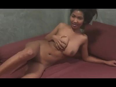 HE BAREBACKS MY THAI PUSSY UNTIL HE NUTS