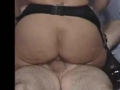 Fucking my wifes big saggy boob friend