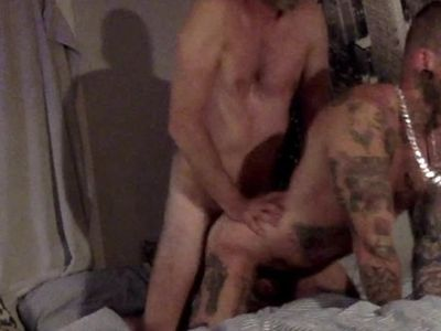 NASTY BIG DICK DADDY PUNISHING MY ASS RAW