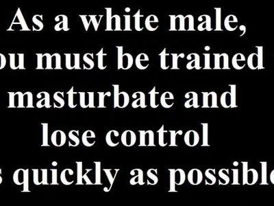 Three-Minute Cum Challenge for whiteboys