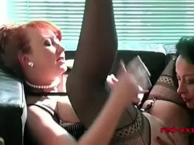 DANICA COLLINS AND RED XXX