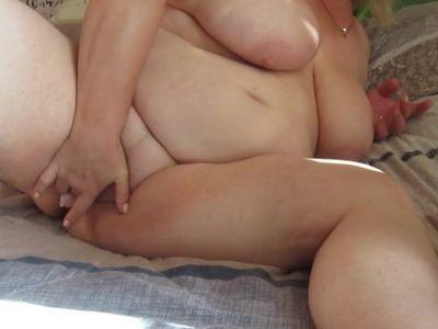 shoved panties in pussy