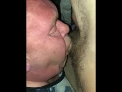 Big dick suck
