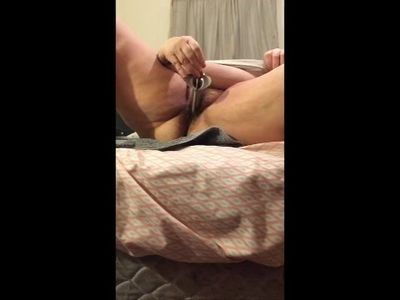 SPECULATION - Medical Speculum Insertion and Removal MILF Mature Pierced