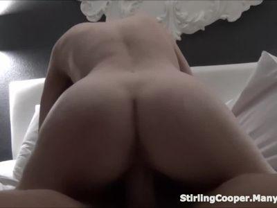 Fucking Sovereign Syre in her AVN Hotel Room