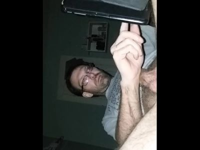 Watching loud porn and fucking myself to lesbians. Loud tattooed male.