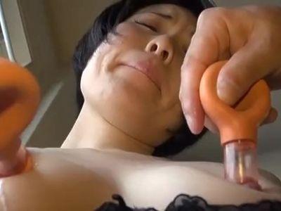 NJH-002 Hunting for Long Nipple Mature Wifes Kyoko Kamabayashi