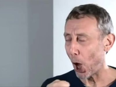 Totally Normal Michael Rosen Video
