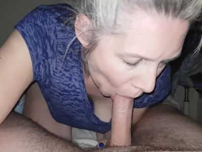 hot mature blowjob and riding