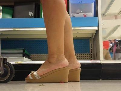Candid sandals clayman grasshopper crush [NOT MY WORK!]