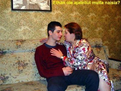 Slideshow with Finnish Captions: Russian mom Darina 3