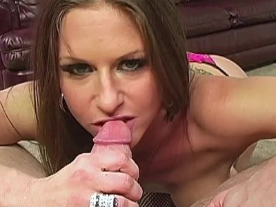 Rachel Roxxx makes him cum too fast with her skilled mouth