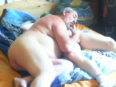 Grandpa Tasting Cock 5