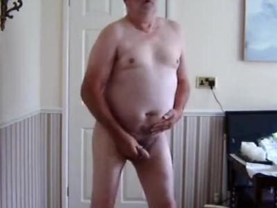 Nude Mature Masturbation.