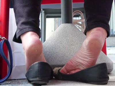 Fantastic Sole-Show-Dipping Lady 3