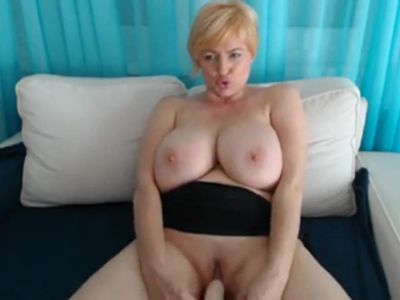 Big and Natural Tits MILF