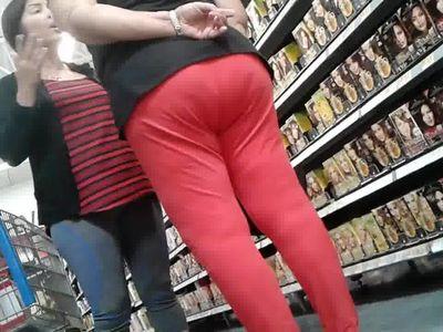 Spanish Granny Booty