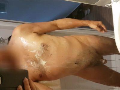 A queer 134311 at1 selfie nackt Mann Spiegel 7c8a1 mirror na