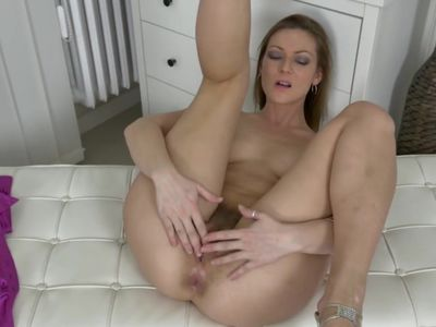 British MILF with hairy pussy ready for fuck