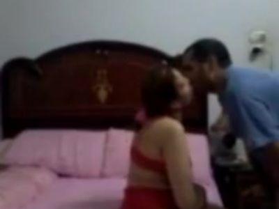 Egyptian arab Hot Wife and husband - SO HOT
