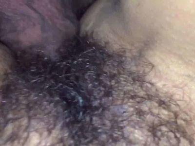 Fuck my hairy pussy